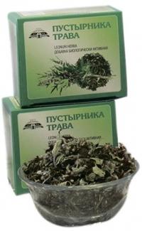 Добавка биологически активная к пище «Пустырника трава, сырьё цельное» 50 грамм